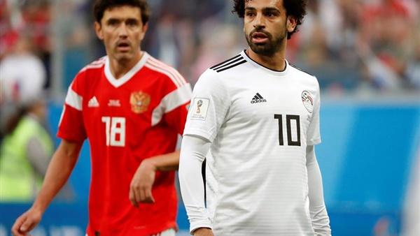 الشوط الثاني من مباراة مصر وروسيا اليوم الثلاثاء 19 6 2018 عبر يلا