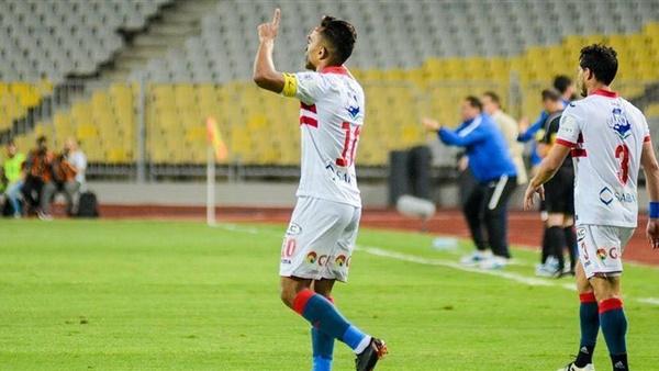 نتيجة مباراة الزمالك ضد سموحة اليوم 18 9 2018