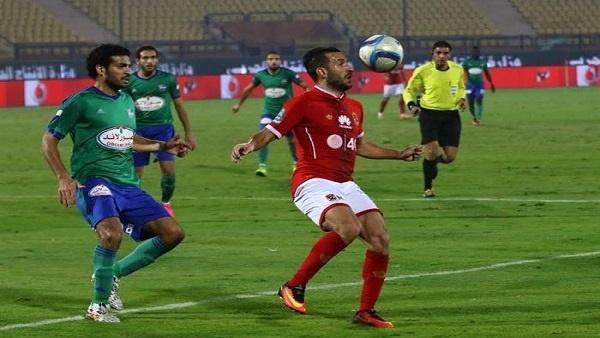 ملخص مباراة الأهلي ومصر المقاصة 24 1 2019 ملخص مباراة الأهلي