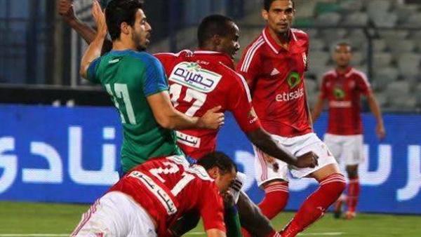 ملخص مباراة الأهلي ومصر المقاصة اليوم ملخص مباراة الأهلي