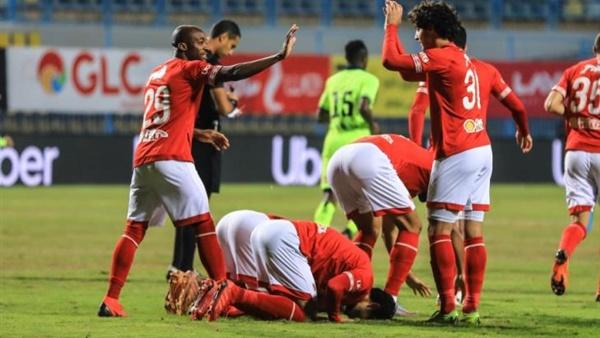 المباريات المتبقية للأهلي في الدوري المصري مباريات الاهلي في