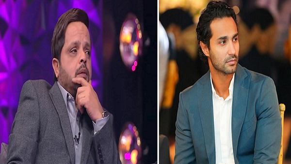 كريم فهمي يرد على اتهام فيلمه الجديد بالتشابه مع فيلم محمد هنيدي