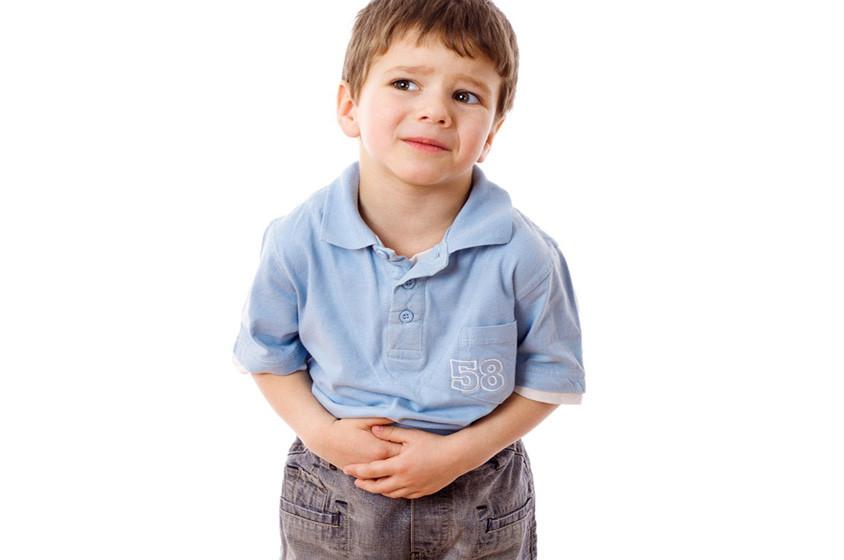 ألام البطن عند الأطفال