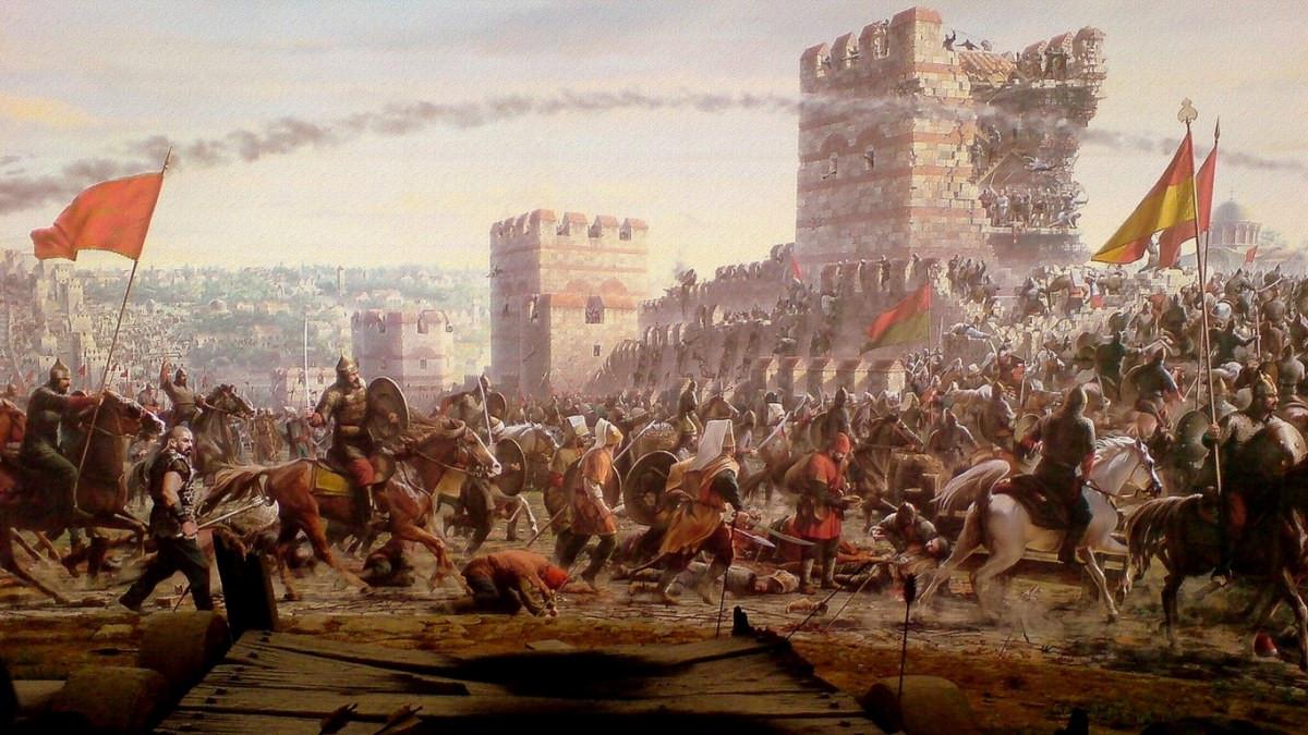 حصار القسطنطينية
