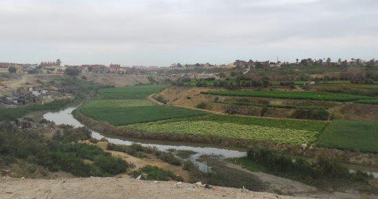 قرية النزلة مسقط رأس يوسف والي
