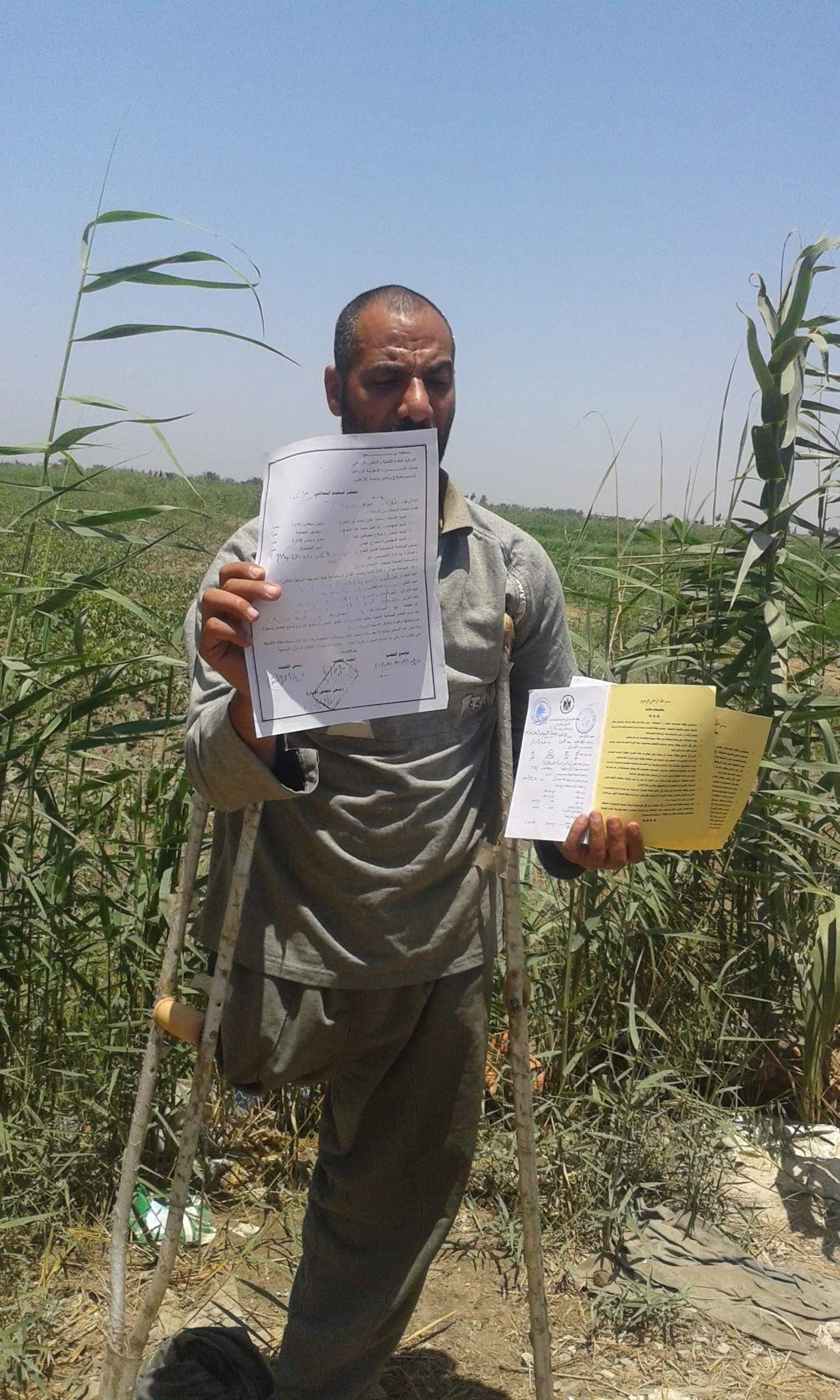 هيئة التعمير تتصدى لمحافظة بورسعيد لعدم هدم منازل المزارعين بالجنوب