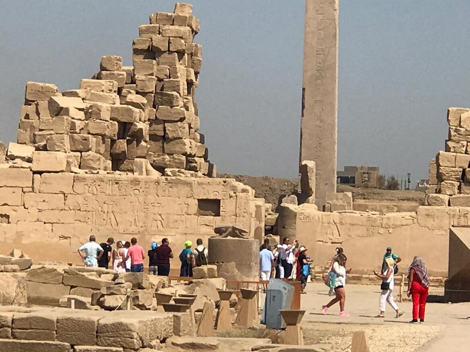استئناف حركة السياحة الثقافية