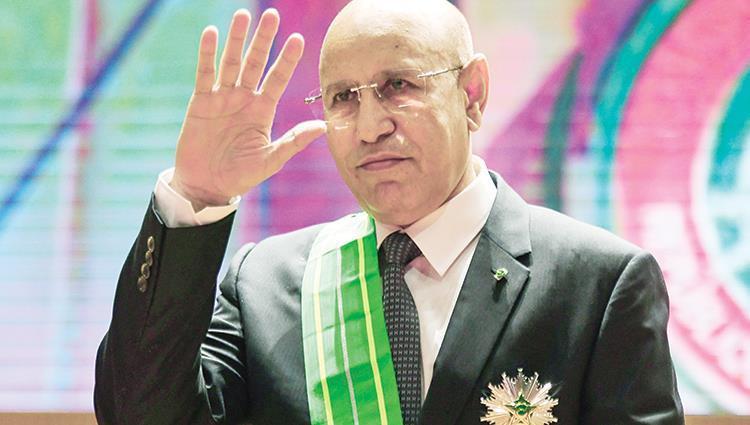 الرئيس ولد الغزناوي