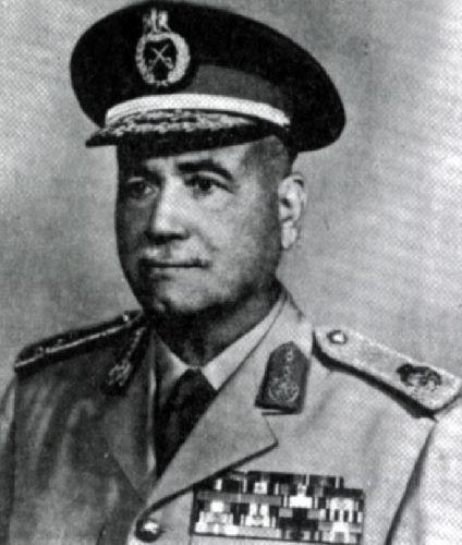 المشير إسماعيل