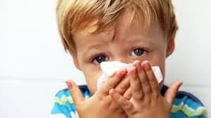 أنفلوانزا الأطفال