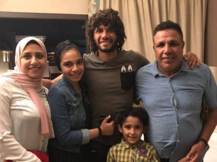 عائله محمد النني