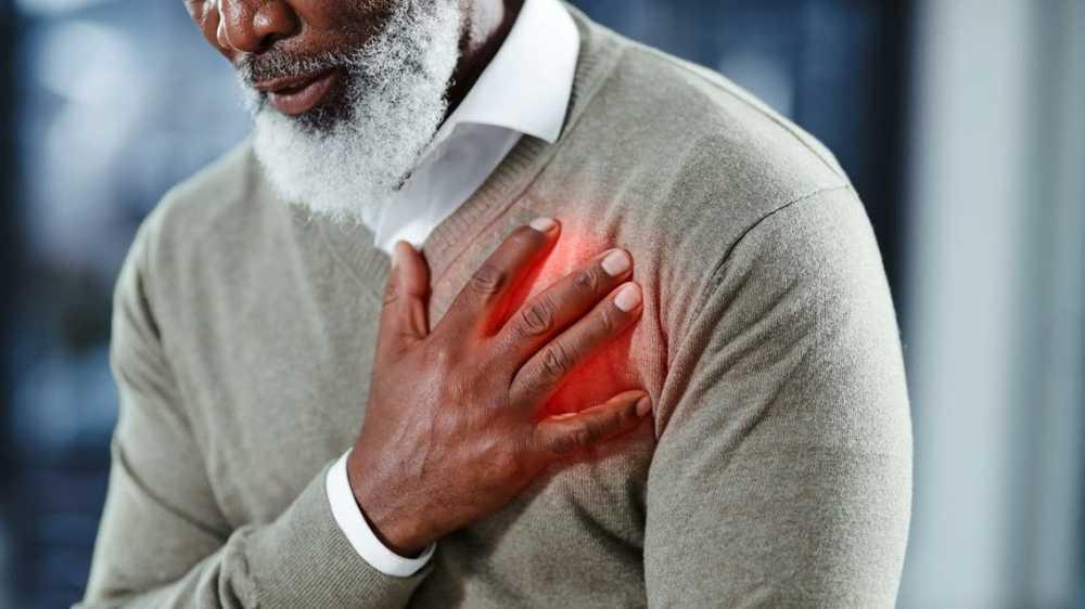 أمراض القلب عند كبار السن