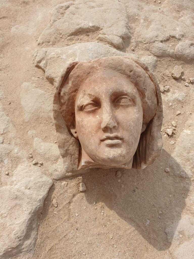 كشف أثري جديد بالإسكندرية