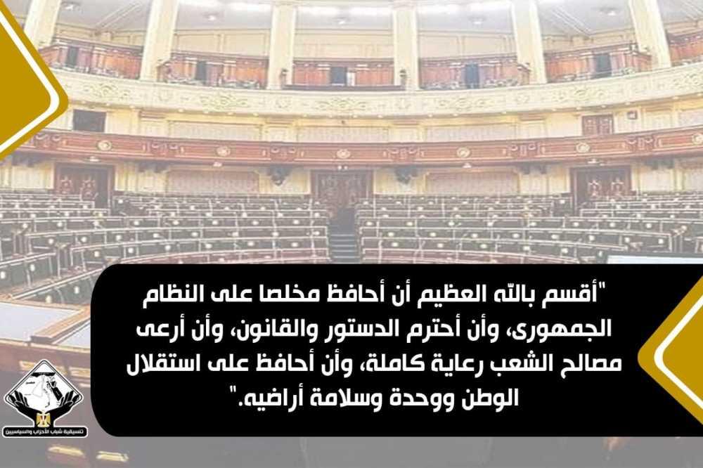 مايا مرسى..فخورة بنواب و ئبات تنسيقية الاحزاب
