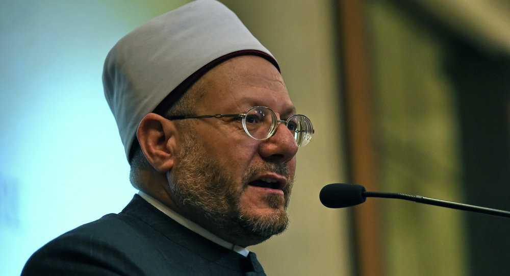 الدكتور شوقي علام - مفتي الجمهورية