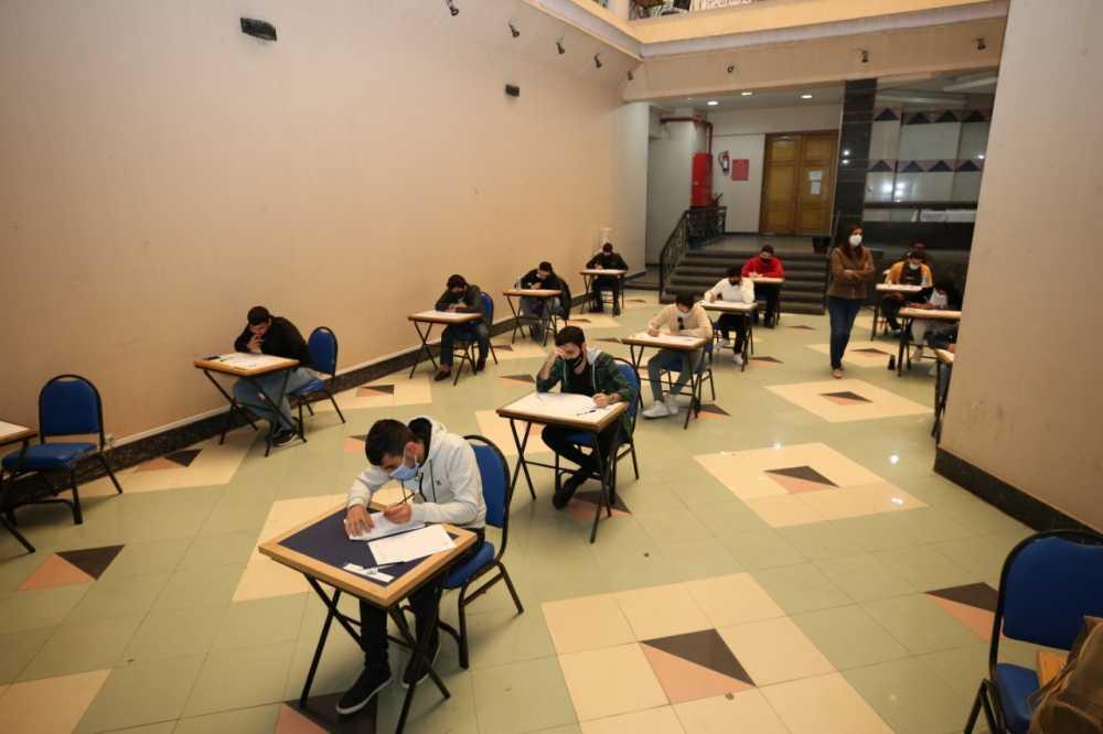 امتحانات الترم الأول بالجامعات