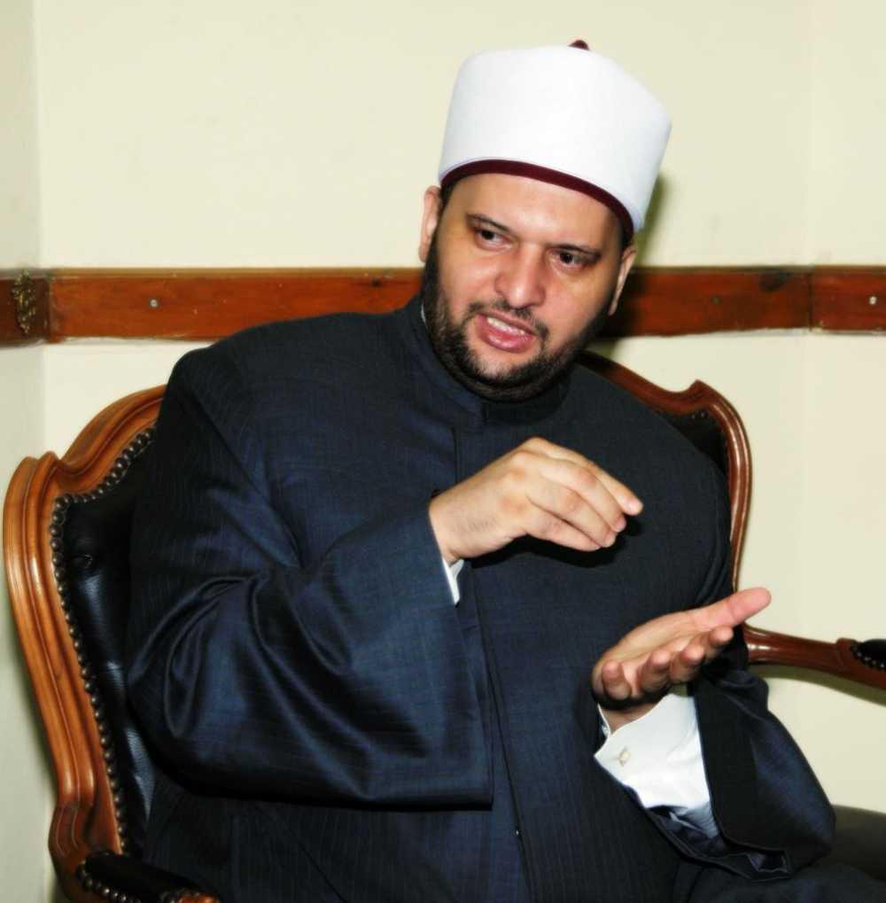 د. إبراهيم نجم - مستشار مفتي الجمهورية