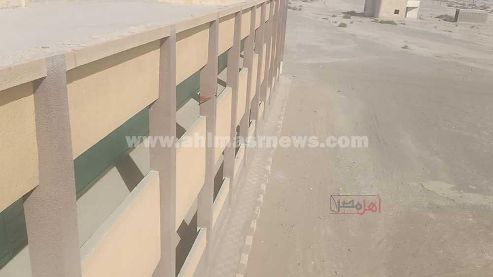 مدرسة ابتدائي بقرية اللقيطة في قنا