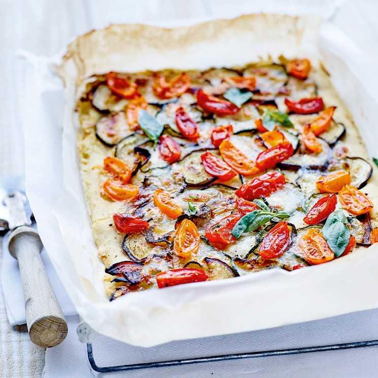 طريقة عمل بيتزا للنباتيين