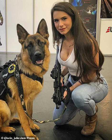 ملكة الأسلحة النارية