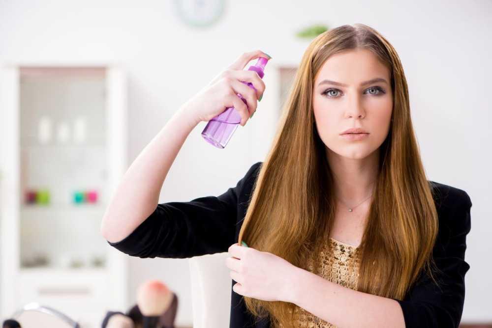 وصفات تعطير الشعر