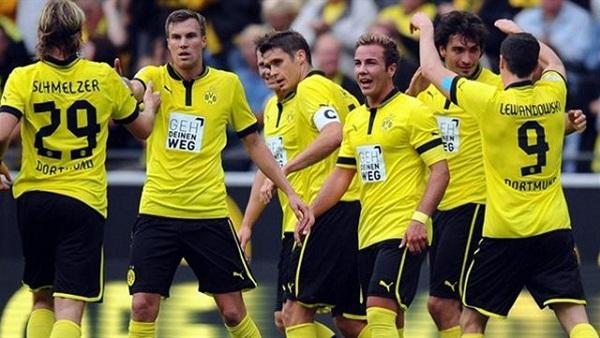 «بروسيا دورتموند» يتأهل إلى نهائي كأس ألمانيا على حساب ...