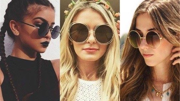 fb94de6ca أهل مصر: موضة النظارات الشمسية تعود إلى السبعينات