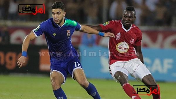 أهل مصر ننشر أول صور تذاكر مباراة الأهلي والنجم الساحلي