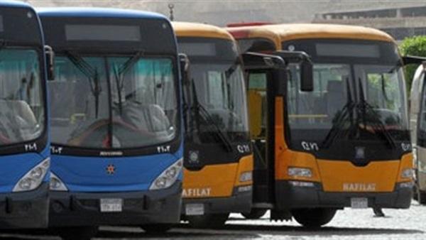 أرقام وخطوط سير أتوبيسات هيئة النقل العام في القاهرة الكبرى