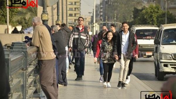 أهل مصر: استقرار حالة الطقس بجنوب سيناء مع استمرار غلق ميناء شرم الشيخ البحري