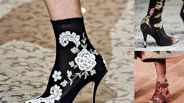 62ca4ad35 أهل مصر: أحذية نسائية موضة 2019.. تألقي بهذه التشكيلة العصرية