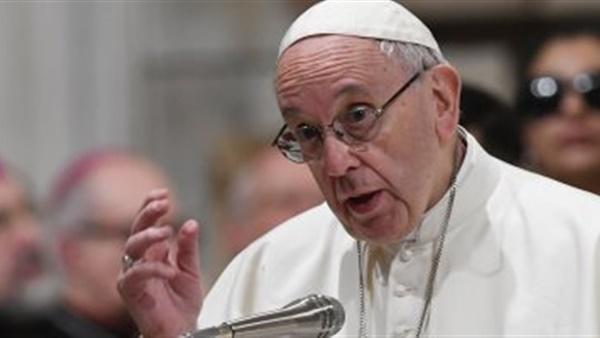 : البابا فرانسيس يفرض تشريعا جديدا لوقف الفضائح الجنسية للقساوسة