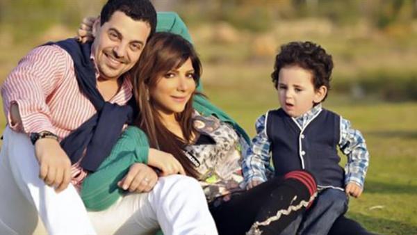 : شاهد.. أولاد أصالة يؤدون أغنيتها مع محمد حماقي