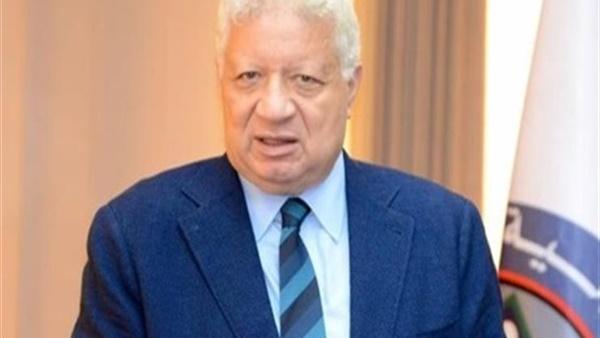 جريدة أهل مصر مفاجأة مرتضى منصور يعلن عن اسم مدرب الزمالك