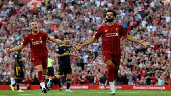 نتيجة مباراة ليفربول اليوم بث مباشر