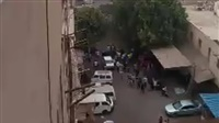 الشقة ولعت بيهم..