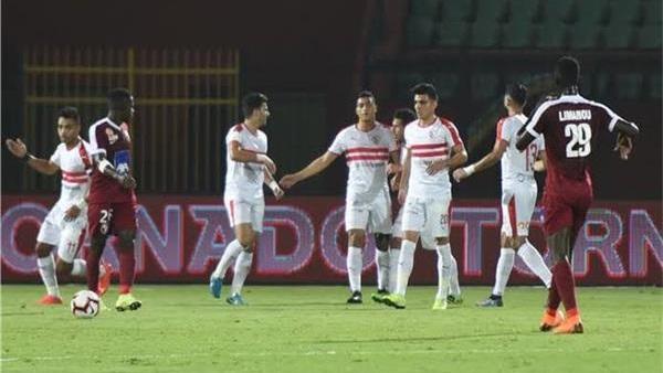 أهل مصر نتيجة مباراة الزمالك ومازيمبي الكونغولي اليوم